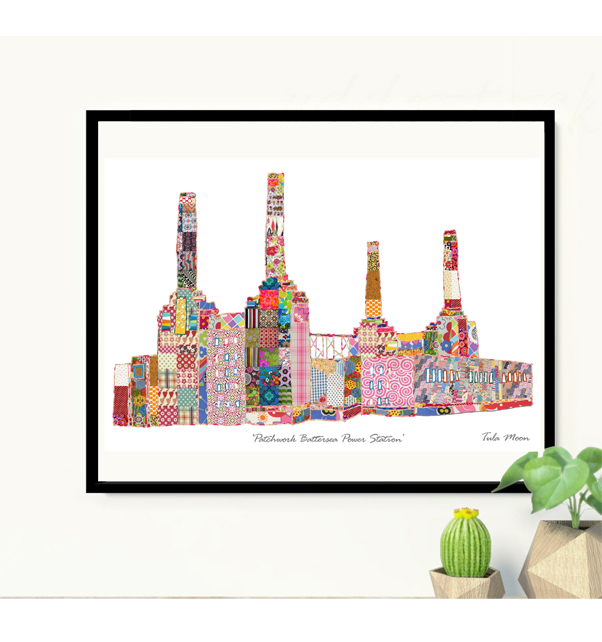 Battersea Power Station Print