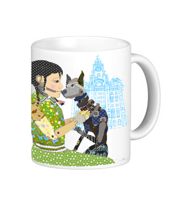 Best of Friends Mug