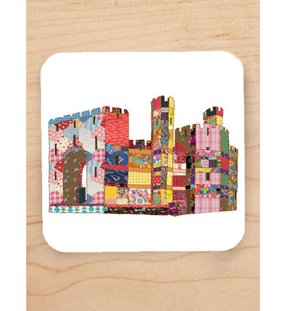 Caernarfon-Castle-Coaster