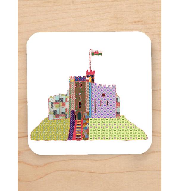 Cardiff-Castle-Keep-Coaster