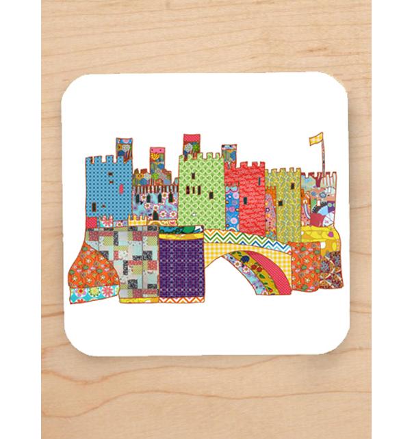 Conwy-Castle-Coaster