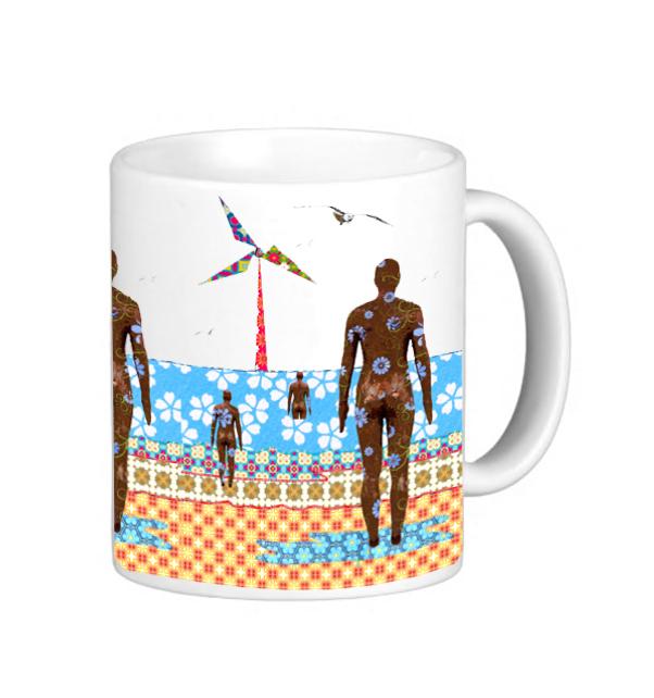 Crosby Beach Mug