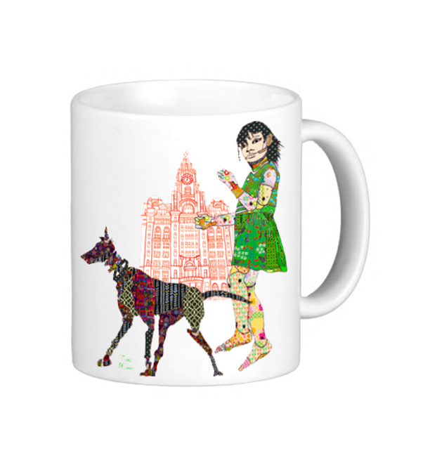 Little Giant Girl Walking Mug 2