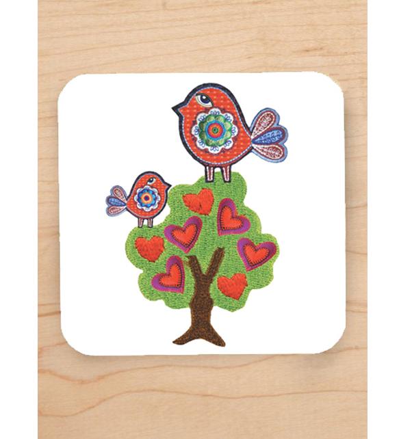 Little-Red-Lovebird-Coaster