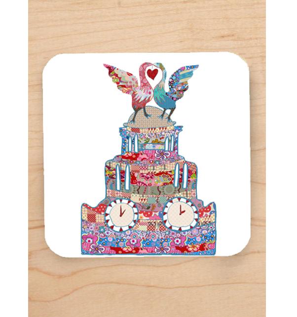 Liver Love Coaster