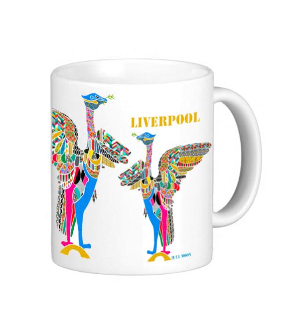 Liver Birds Mug