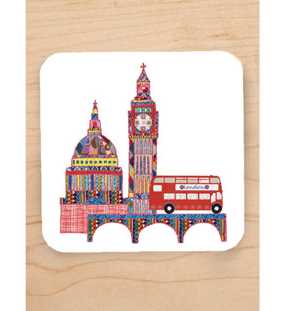 London Scene Coaster