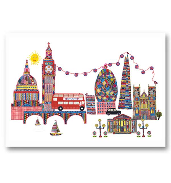 Lovely London Card
