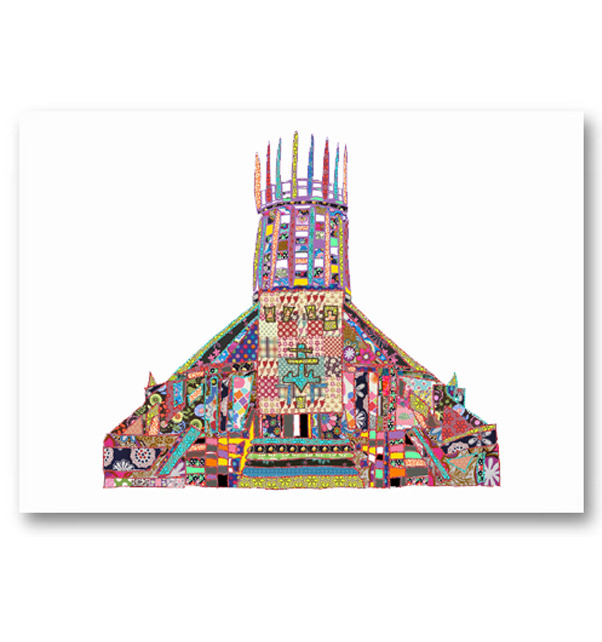 Metropolitan Cathedral Card
