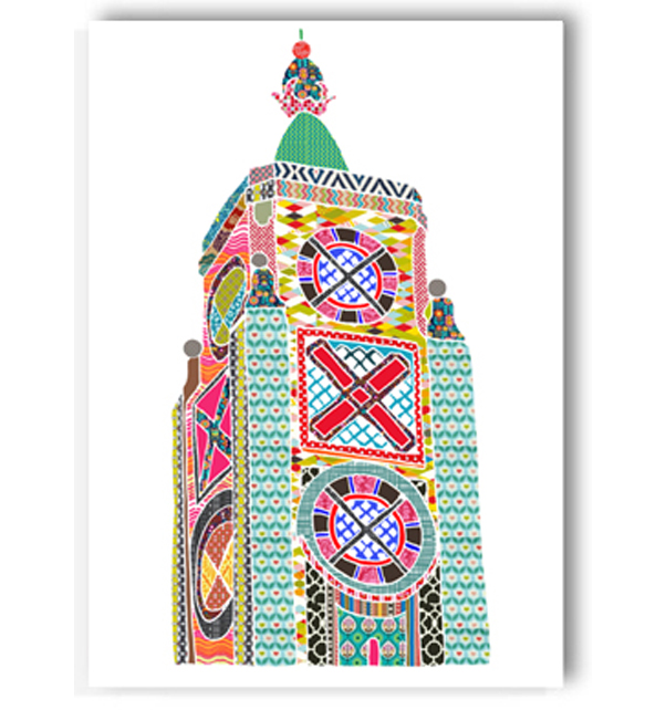 Oxo Tower Card