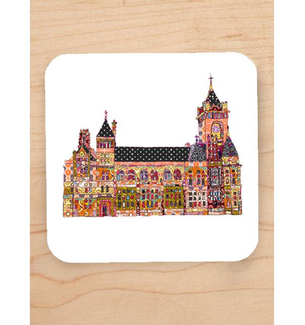 Pierhead-Building-Cardiff-Coaster