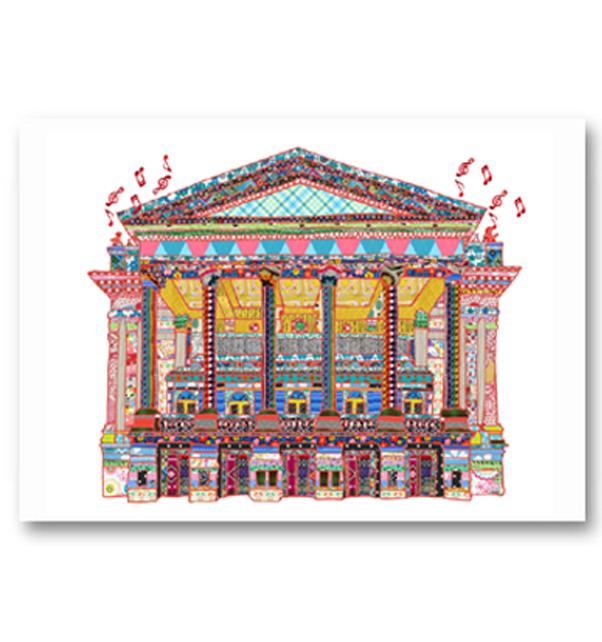 Royal Opera House Card