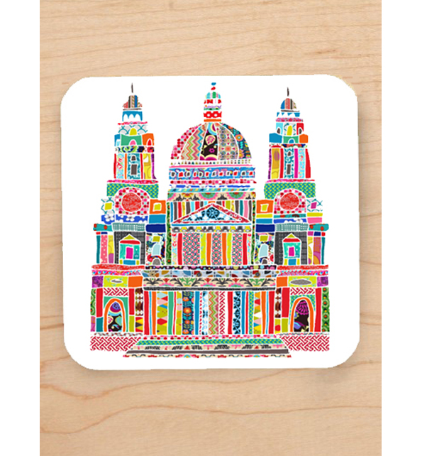 St Pauls Cathedral Coaster