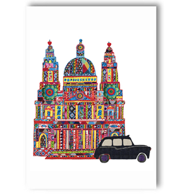 St. Pauls and Black Taxi Card