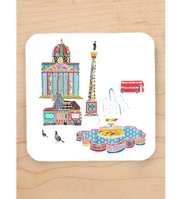 Trafalgar Square Coaster
