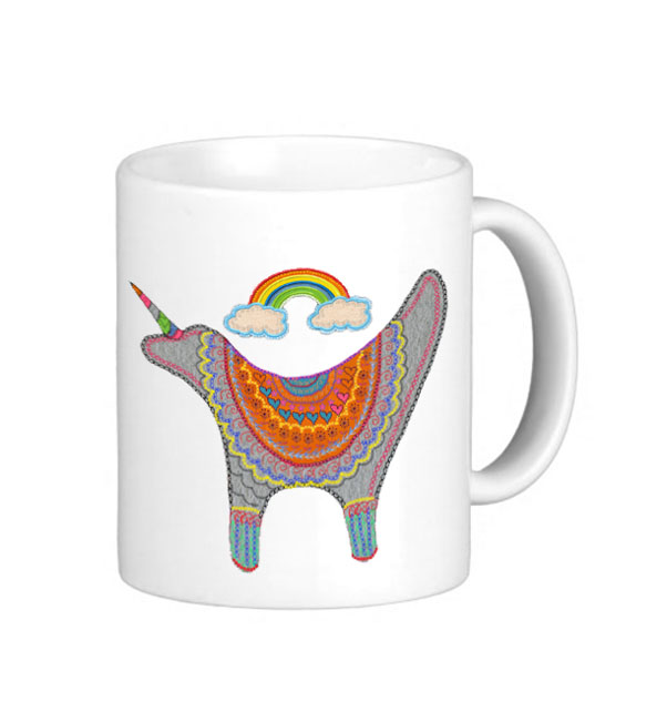 Lambananaunicorn Mug