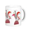 Liverpool Liver Birds Mug