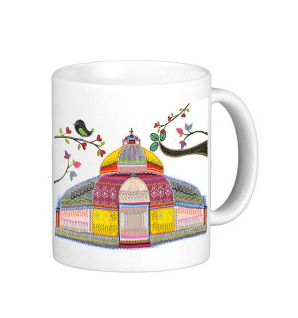 Sefton Park Palm House Mug