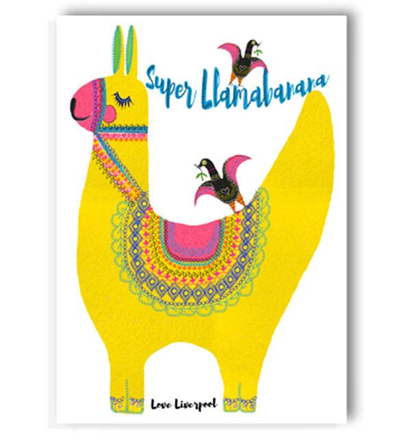 Super Llamabanana Card