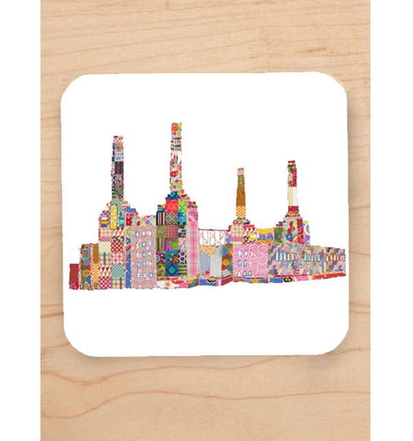 Battersea Power Station Coaster