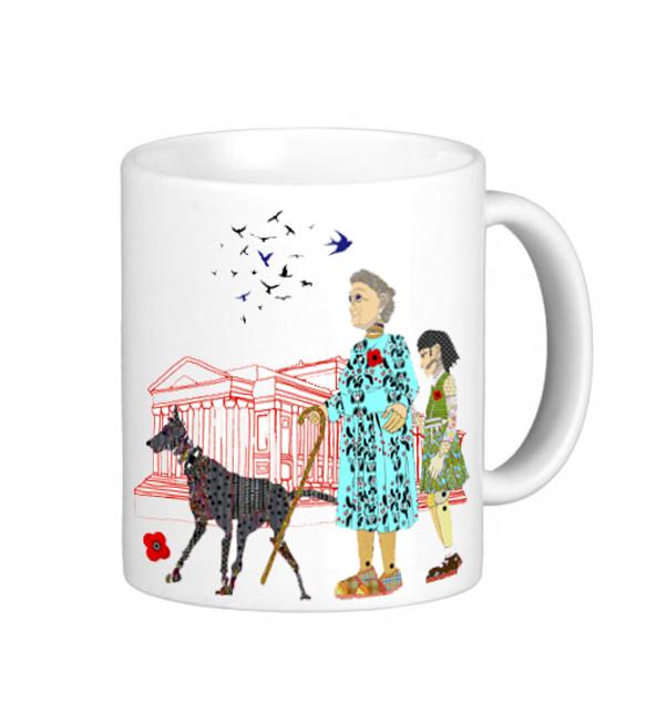 Giant Grandmother  Mug
