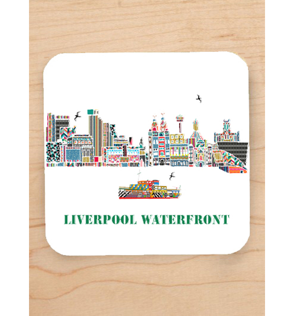 Liverpool Waterfront Coaster