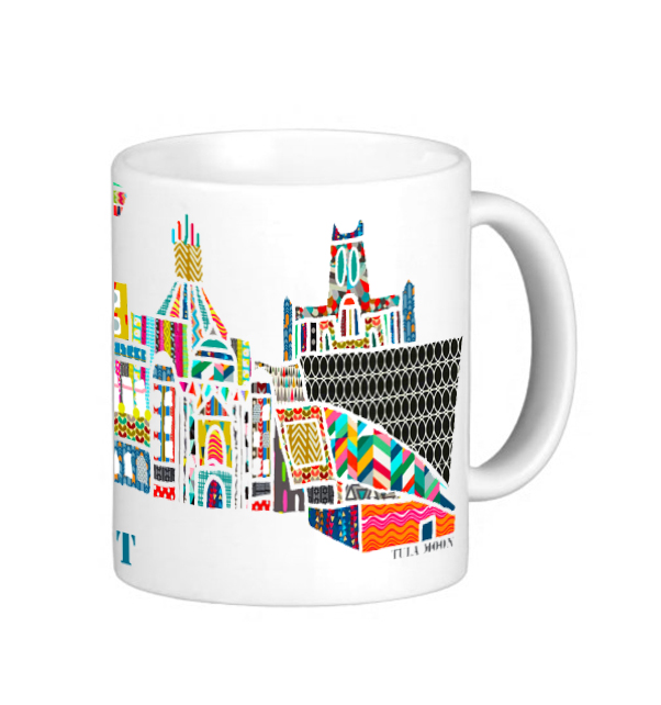 Liverpool Waterfront Mug