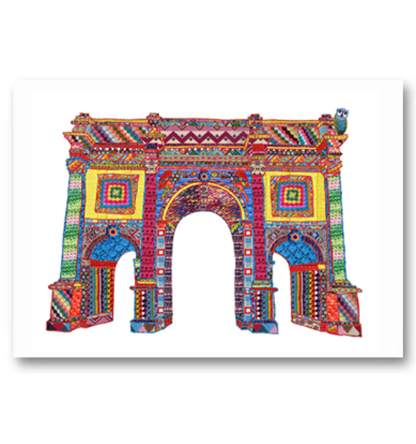 Marble Arch Card