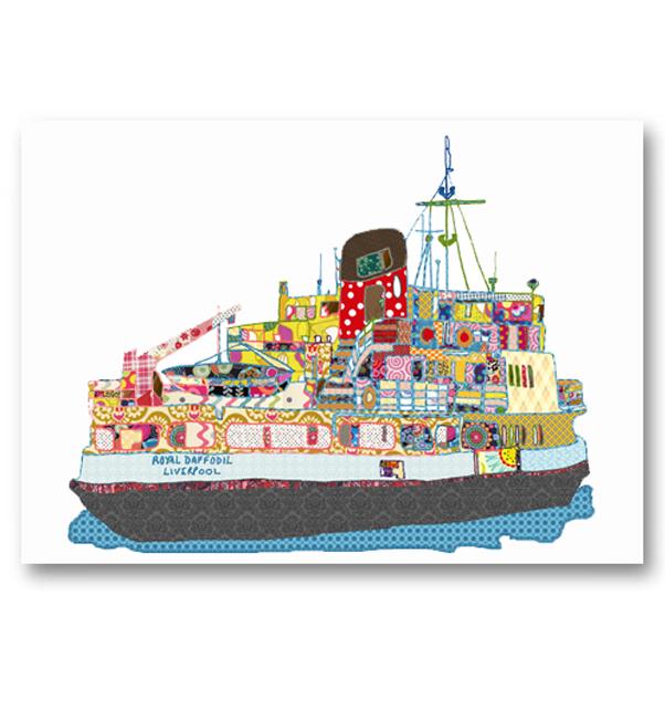 Mersey Ferry Card