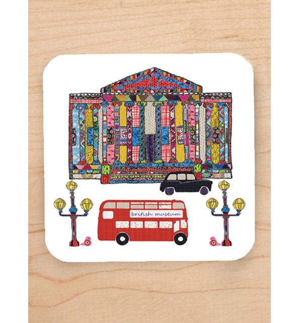 The British Museum Coaster