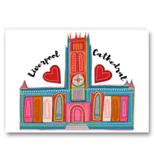 Liverpool Cathedral Cards