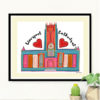 Liverpool Cathedral Print