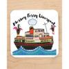 Mersey Ferry Liverpool Coaster